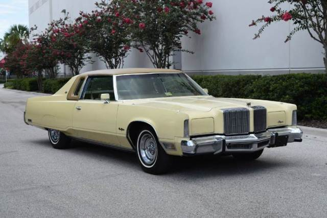 1978 Chrysler New Yorker Brougham