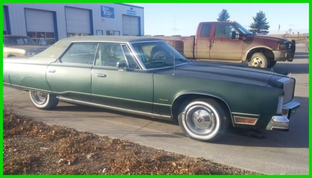 1978 chrysler new yorker used automatic rwd 1 owner for. Black Bedroom Furniture Sets. Home Design Ideas