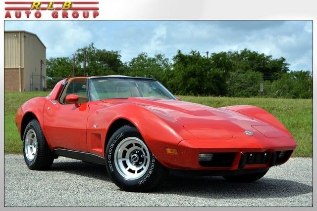1978 Chevrolet Corvette 25th Anniversary Coupe