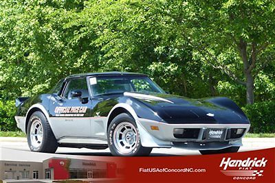 1978 Chevrolet Corvette 1978 Corvette Pace Car