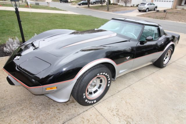 1978 Chevrolet Corvette Special Edition Indy Pace CAr