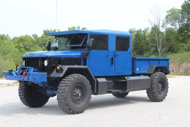 1978 custom 4 door deuce and a half military truck 4x4 show quality diesel for sale. Black Bedroom Furniture Sets. Home Design Ideas