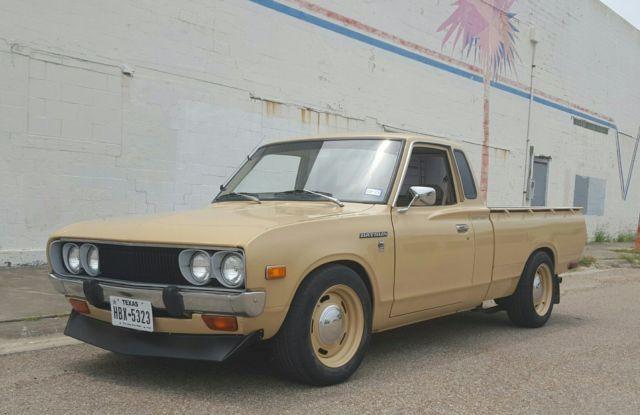 1978 Datsun 620 Deluxe Pickup For Sale Photos Technical Specifications Description