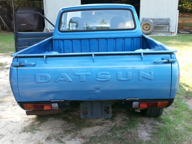 1978 Datsun 620 King Cab L20b A C Auto Low Miles New