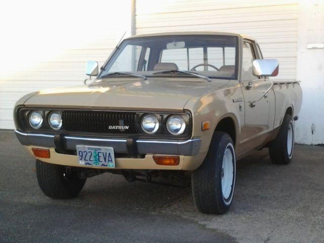 1978 Datsun 620 Kingcab Deluxe Pickup for sale: photos ...