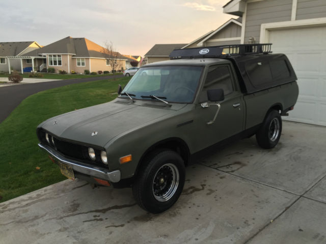 1978 Datsun 620 Pickup L20B Engine for sale: photos ...