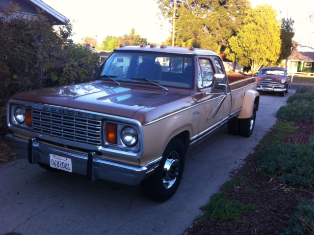 1978 Dodge Other Pickups adventurer