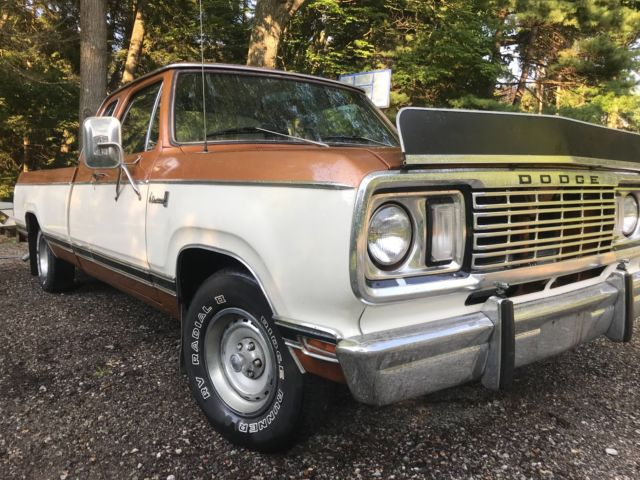 1978 Dodge Other Pickups Adventurer SE