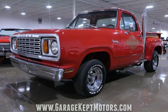 1978 Dodge Other Pickups --