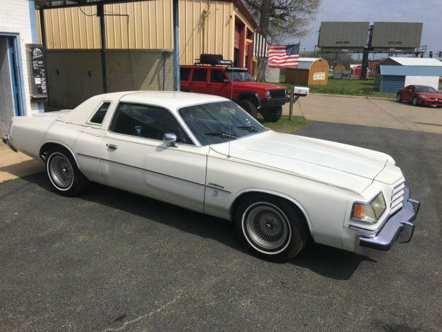 1978 Dodge Magnum Only 43 000 Original Miles Built 318
