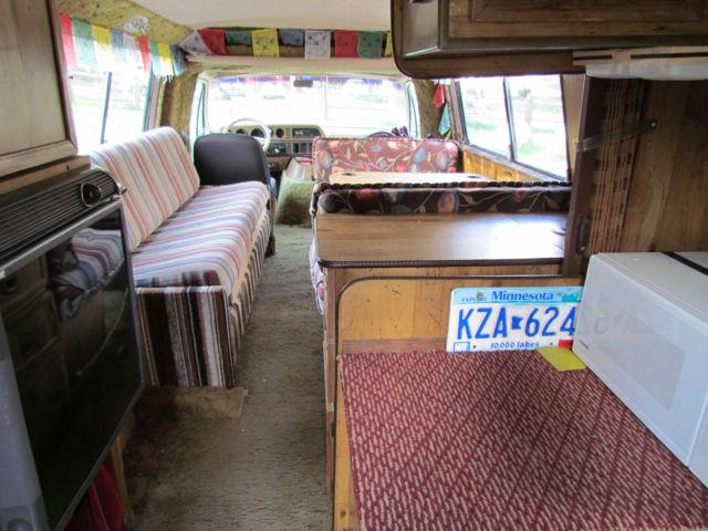 1990 Transvan For Sale