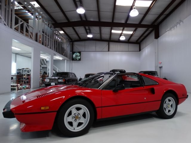 1978 Ferrari 308 GTS ORIGINAL CALIFORNIA CAR SINCE NEW!