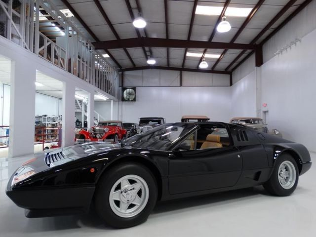 1978 Ferrari Other 512BB ONLY 16,718 ACTUAL MILES! CALIFORNIA CAR!