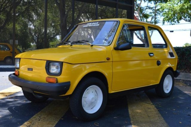 1978 Fiat Other 126 p MALUCH