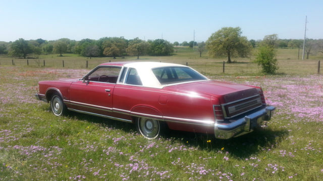 1978 Ford LTD LANDAU LTD LANDAU