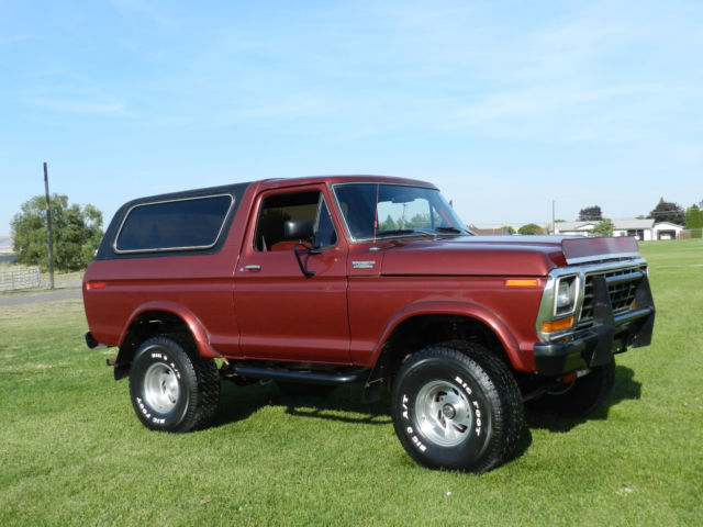 1978 ford bronco 4x4 f150 lifted in great shape with 460 v8 auto for. Cars Review. Best American Auto & Cars Review