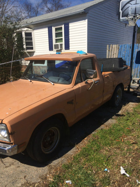 1978 Ford Other Pickups courier
