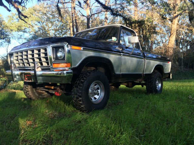 1978 Ford F-150 Short Bed