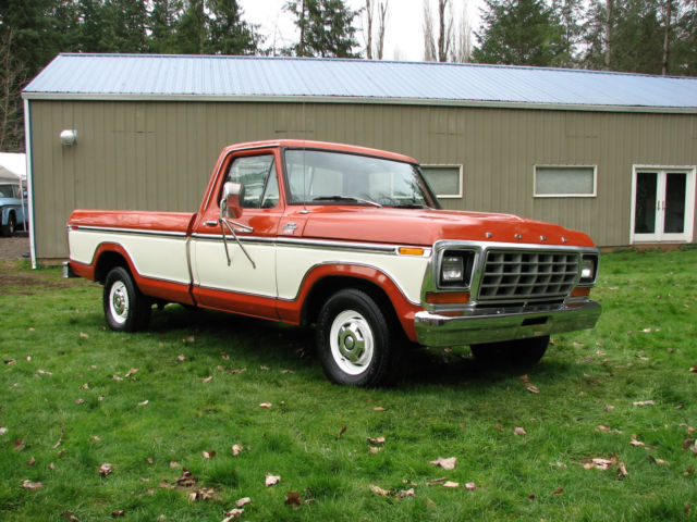 1978 ford f 150 ranger xlt lariat trailer special 66k no rust beautiful truck for sale photos. Black Bedroom Furniture Sets. Home Design Ideas
