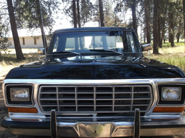 1978 ford f 150 ranger xlt short bed 4x4 f 250 f 350 for Ford f150 paint job cost
