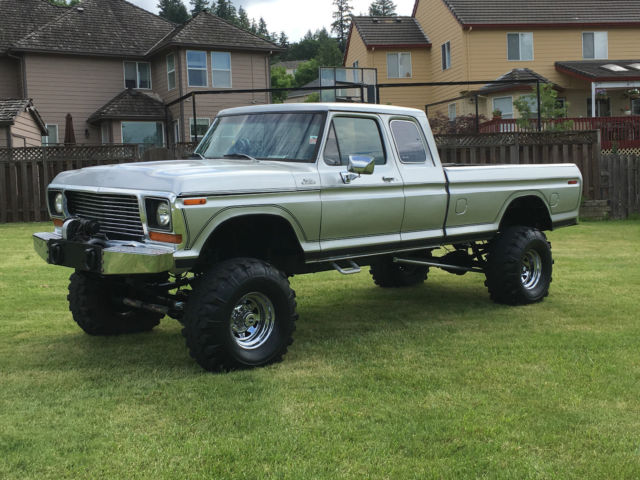 1978 Ford F-250 Ford, F250, F350, Super Cab, Lifted, Highboy, Othe