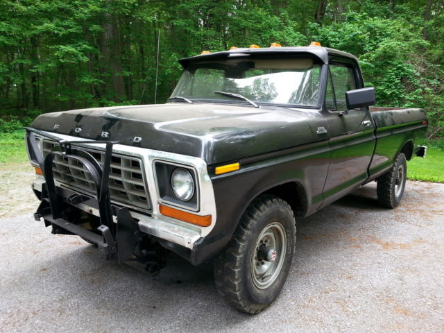 19780000 Ford F-250