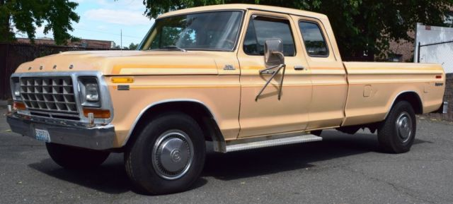 1978 Ford F-350 RANGER EXPLORER SUPERCAB SURVIVOR