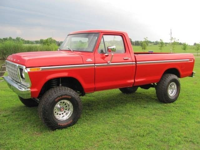 1978 Ford F-150 -4x4 Restored condition-