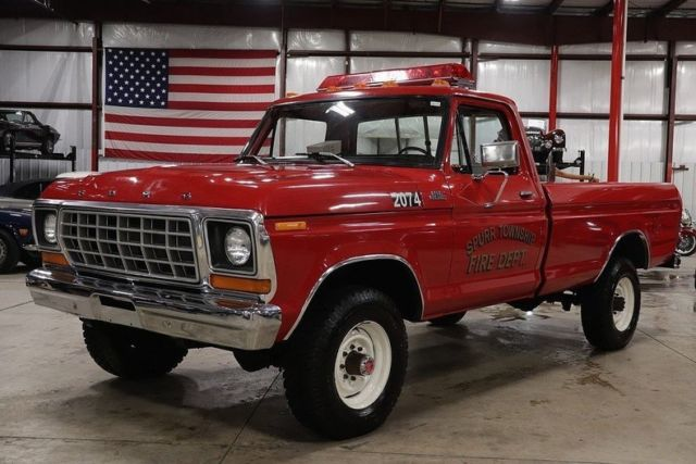 1978 Ford F-250 --