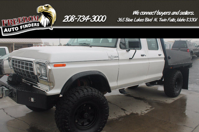 1978 Ford F-350 King Ranch