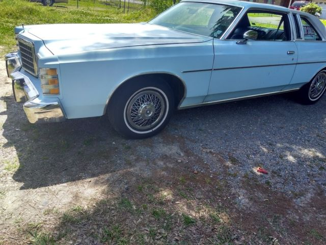 1978 Ford LTD YES