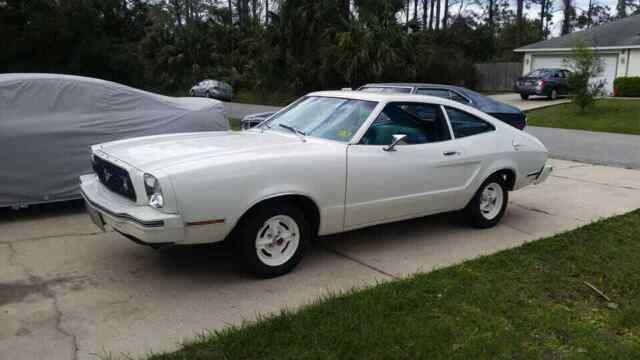 1978 Ford Mustang 2+2