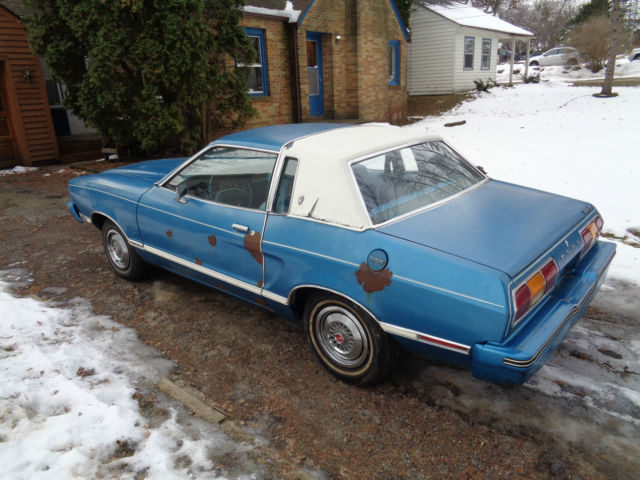 1978 Ford Mustang Ii For Sale