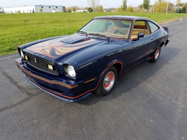 1978 ford mustang king cobra for sale photos technical. Black Bedroom Furniture Sets. Home Design Ideas