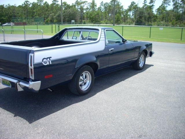 1978 Ford Ranchero Gt Brougham For Sale Photos Technical