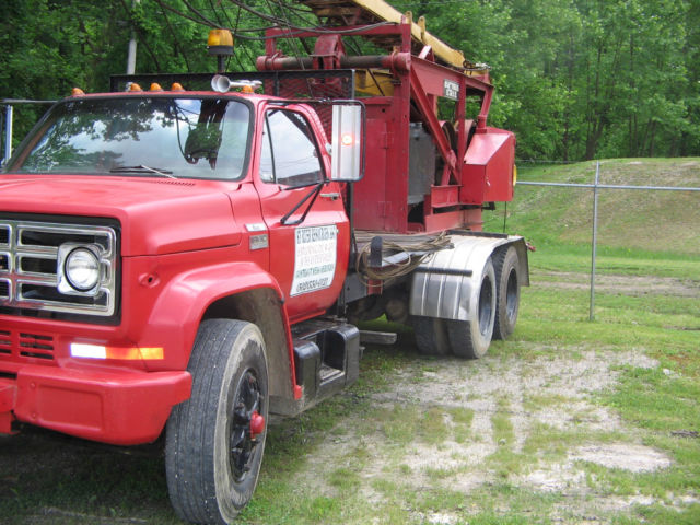1978 gmc 6500 tandem truck 427ci gas engine 4bbl carb 13 speed road ranger trans for sale. Black Bedroom Furniture Sets. Home Design Ideas