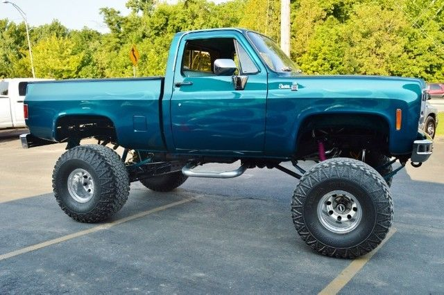 1978 GMC Sierra 1500 Monster Show Truck