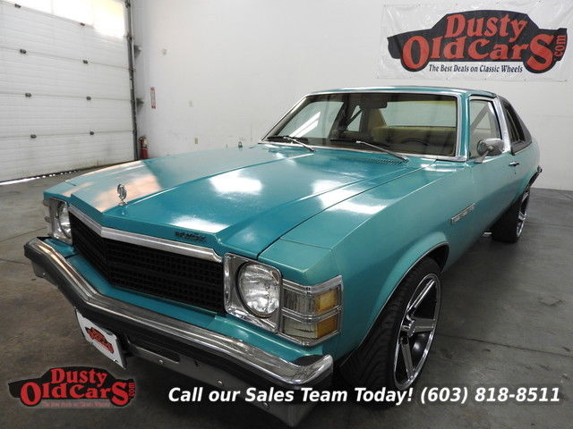 1978 Buick Skylark Runs Drives Body Interior VGood Season Ready