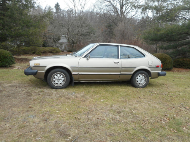 1978 Honda Accord