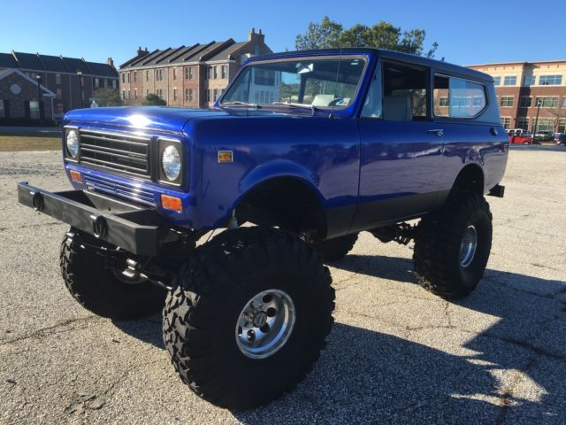 1978 International Harvester Scout 2