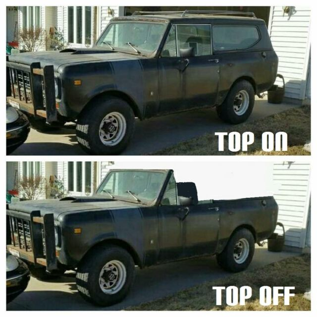 1978 International Harvester Scout Scout II 2