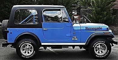 1978 Jeep CJ Levi's Edition