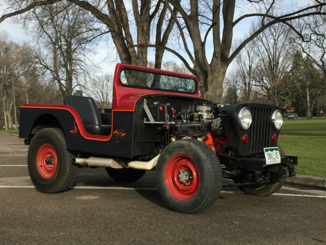 1978 Jeep Other Badass Hotrod