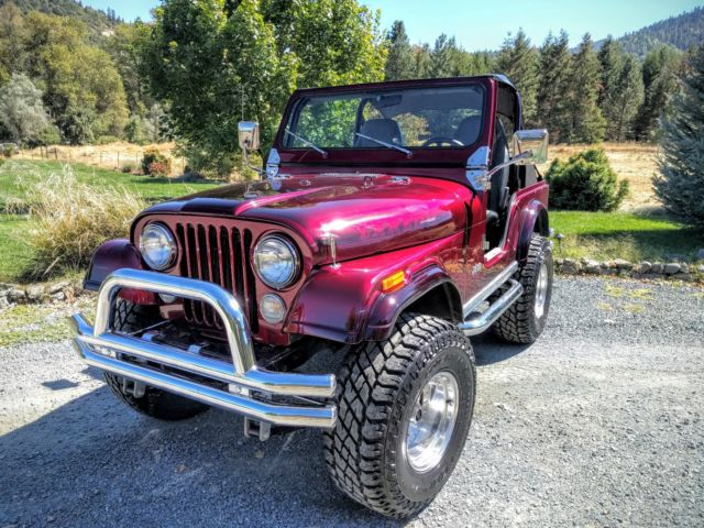 "1978 Jeep CJ ""Laredo"""