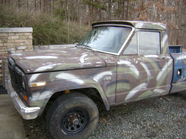 1978 Jeep Other J-20