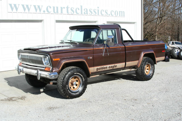 1978 jeep pickup for sale