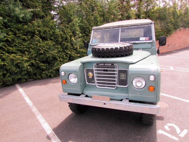1978 Land Rover Defender Series III