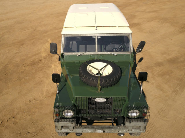 1978 Land Rover Series III Safari Lightweight