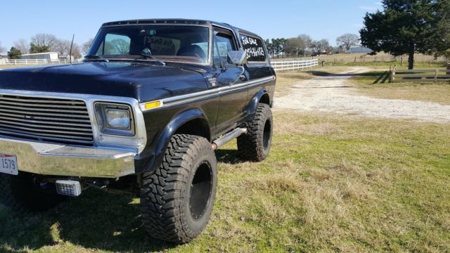 1978 Ford Bronco Ranger