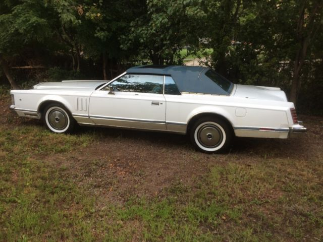 1978 Lincoln Mark Series WEDGEWOOD LUXURY OPTION PACKAGE